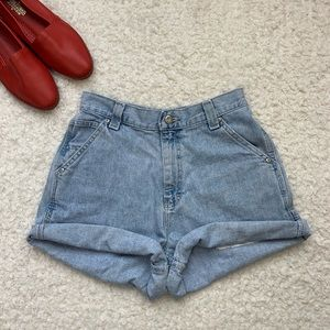 Riveted by Lee Lightwash Vintage Jean Short 4/6